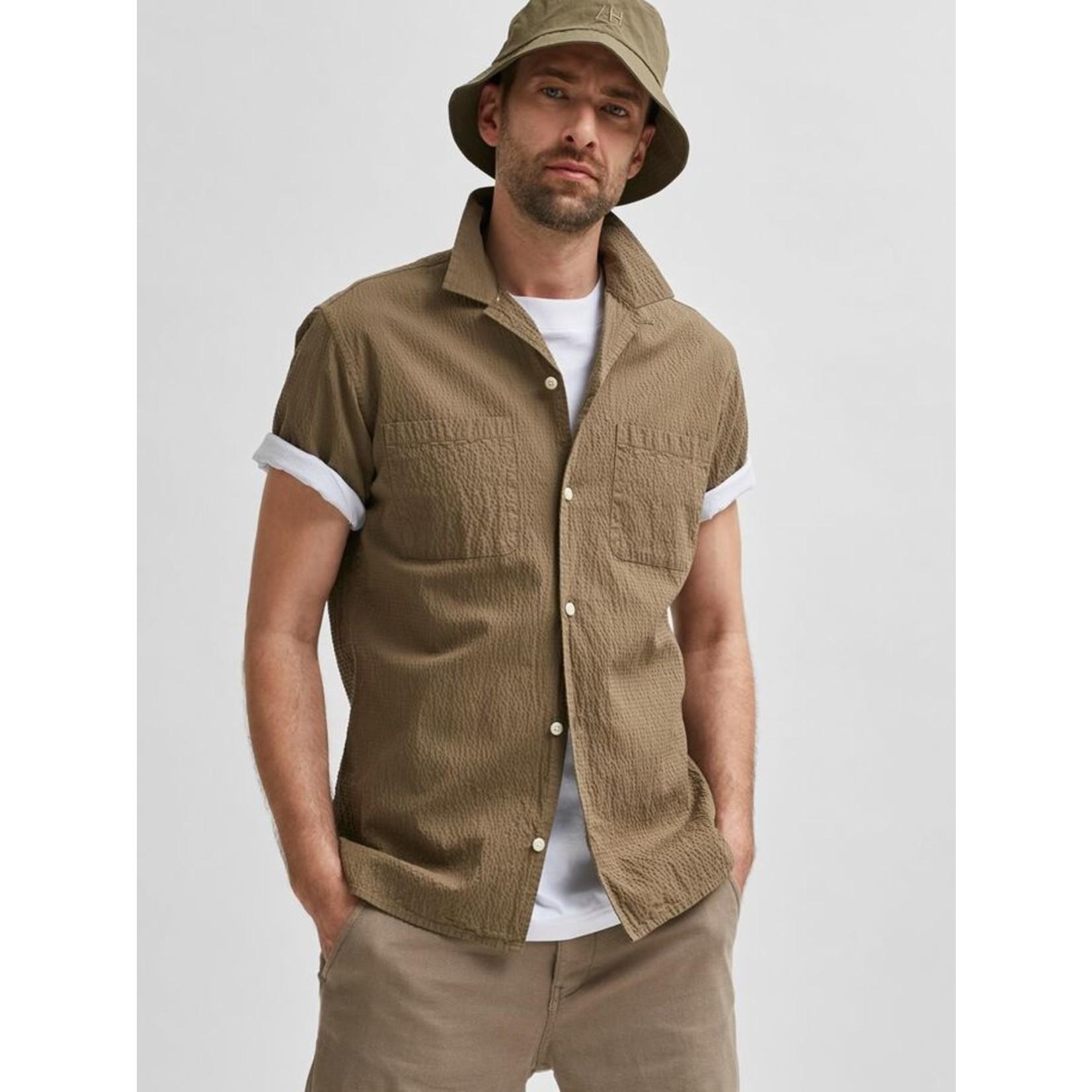 Selected Homme Selected 16078325 Reg Declan Short Sleeve Shirt