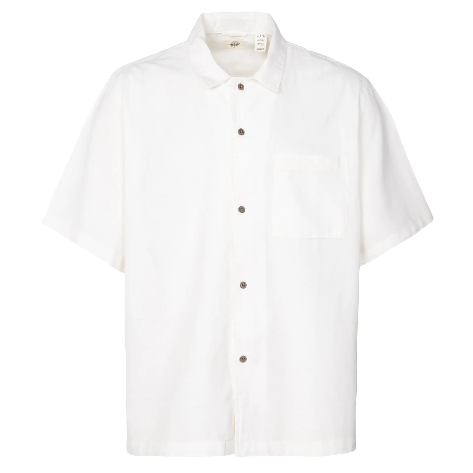 Dockers Dockers 87189 Boxy Short Sleeve Shirt