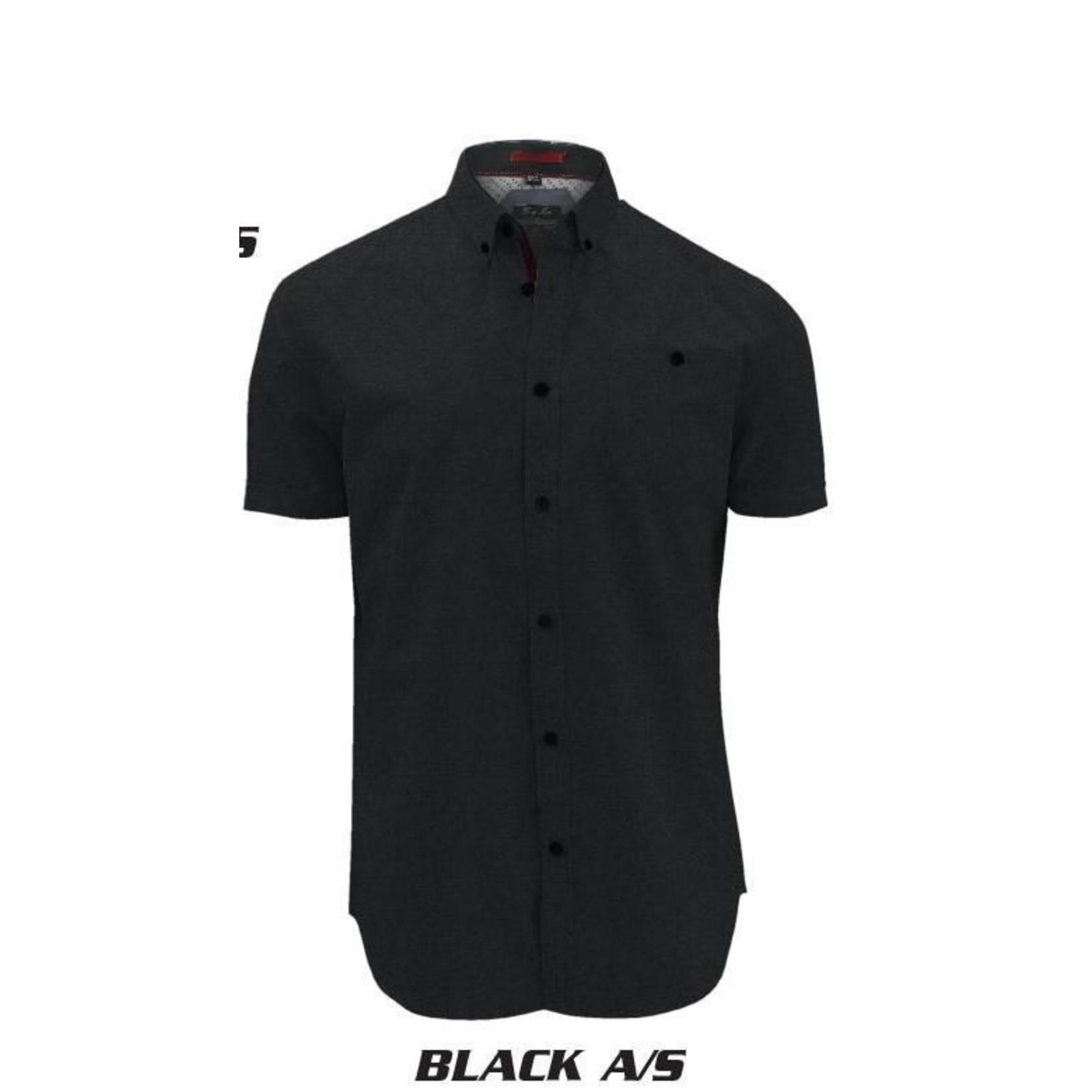 Point Zero 7454005 MPRO Short Sleeve Cotton-Poly Shirt