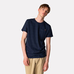 RVLT Revolution RVLT Regular T-Shirt Navy Melange