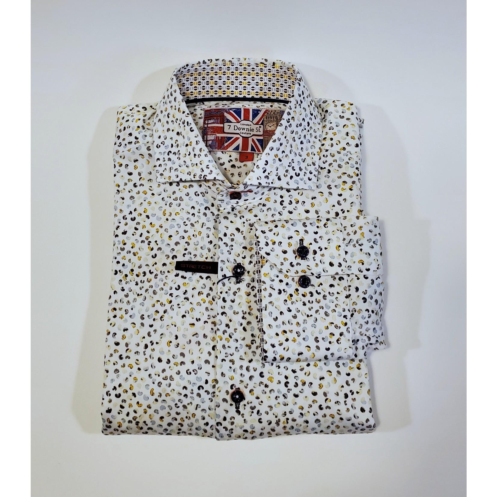 7 Downie St. 7 Downie St Long-Sleeve Spring Sportshirts - Multiple Patterns