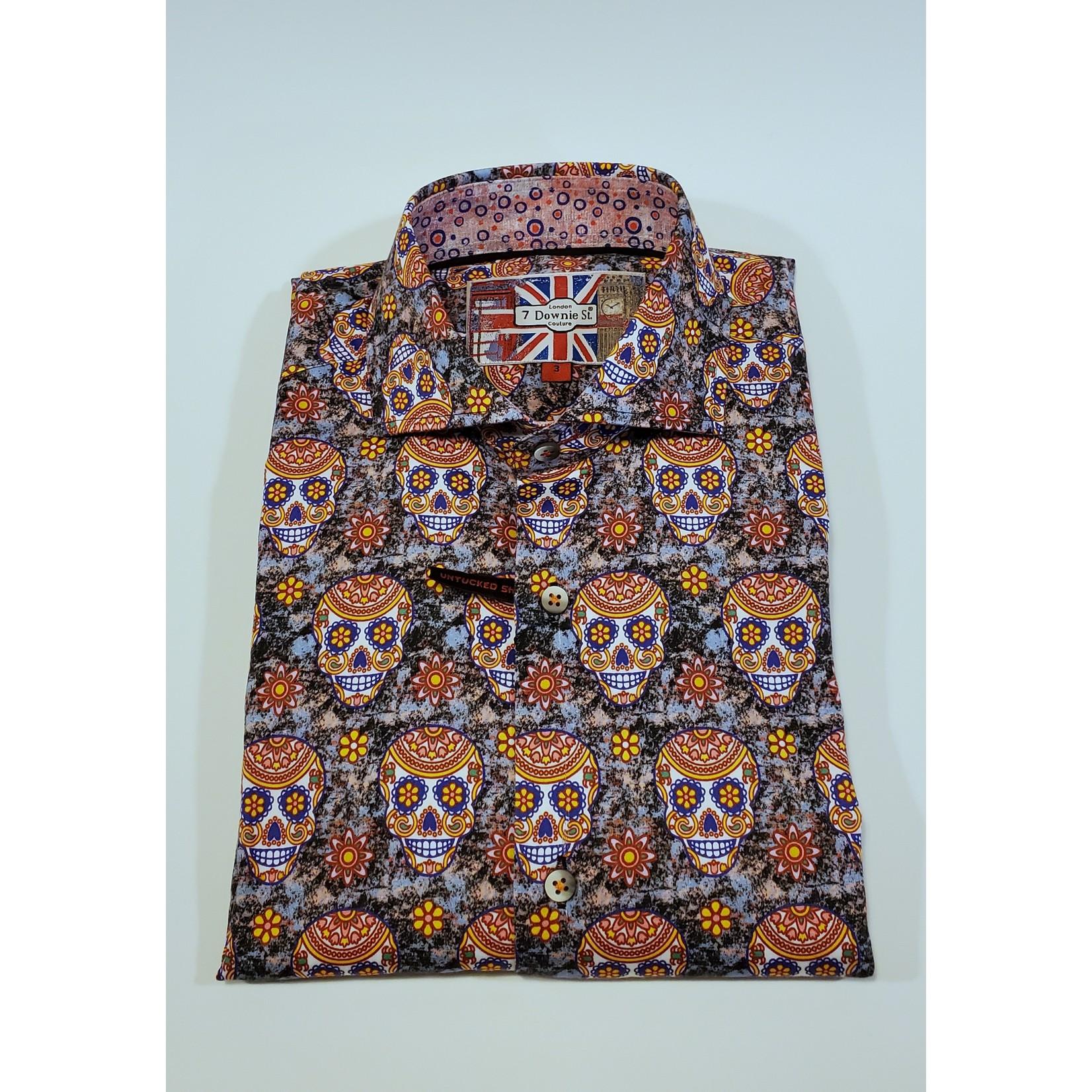 7 Downie St. 7 Downie St Short-Sleeve Spring Sportshirts