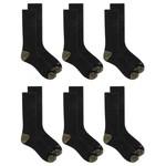 Carhartt Carhartt Men's 6-Pack All Season Socks