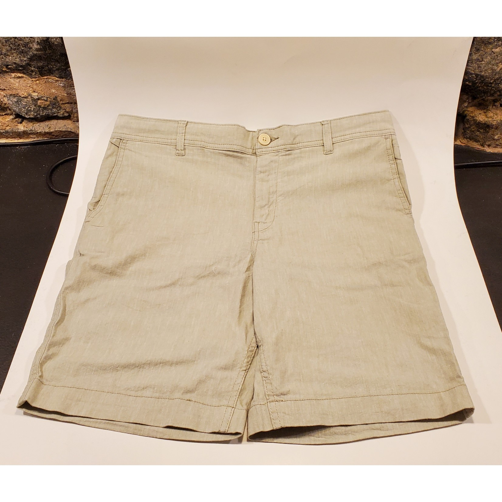 Selected Homme Selected Homme 16079005  Isac Linen Shorts