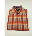 Viyella Viyella Madras Short-Sleeve Shirt