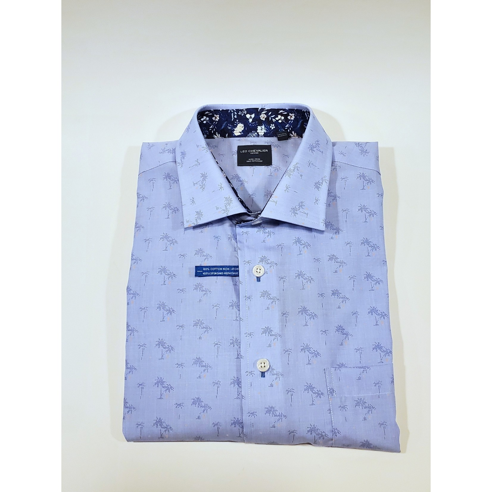 Leo Chevalier Leo Chevalier 526355 Short Sleeve Shirt