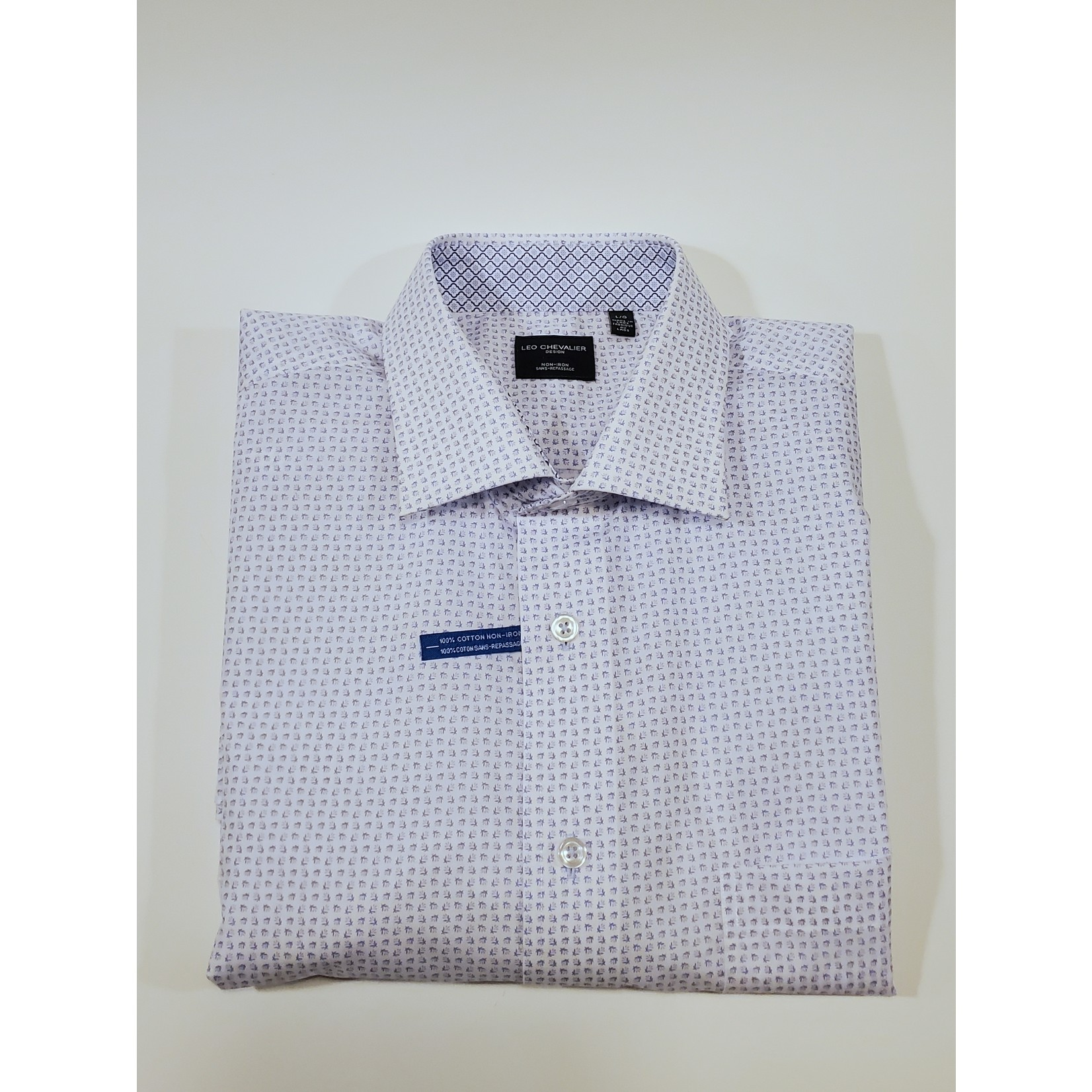 Leo Chevalier Leo Chevalier 526357 Short-Sleeve Shirt