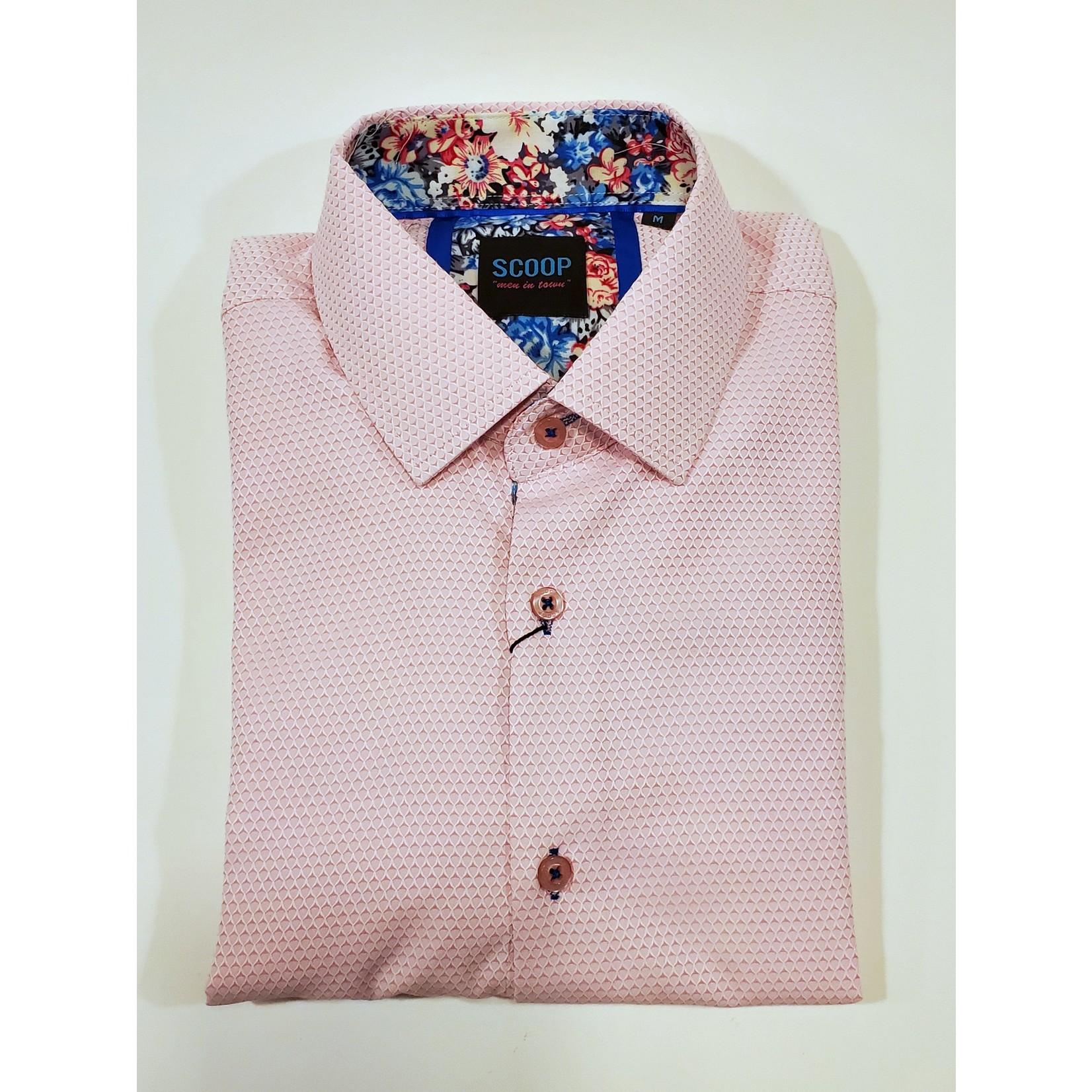 Scoop Steve Short-Sleeve Shirt