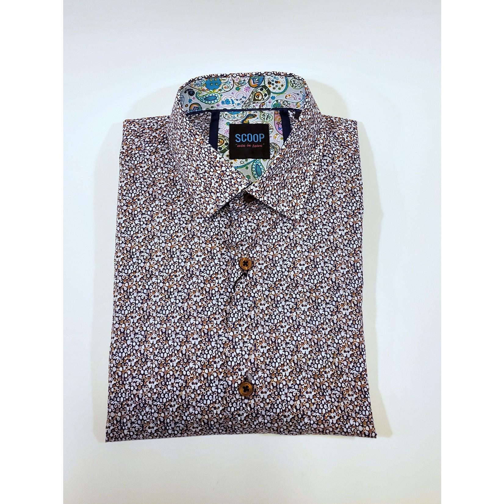 Scoop Solane Short-Sleeve Shirt
