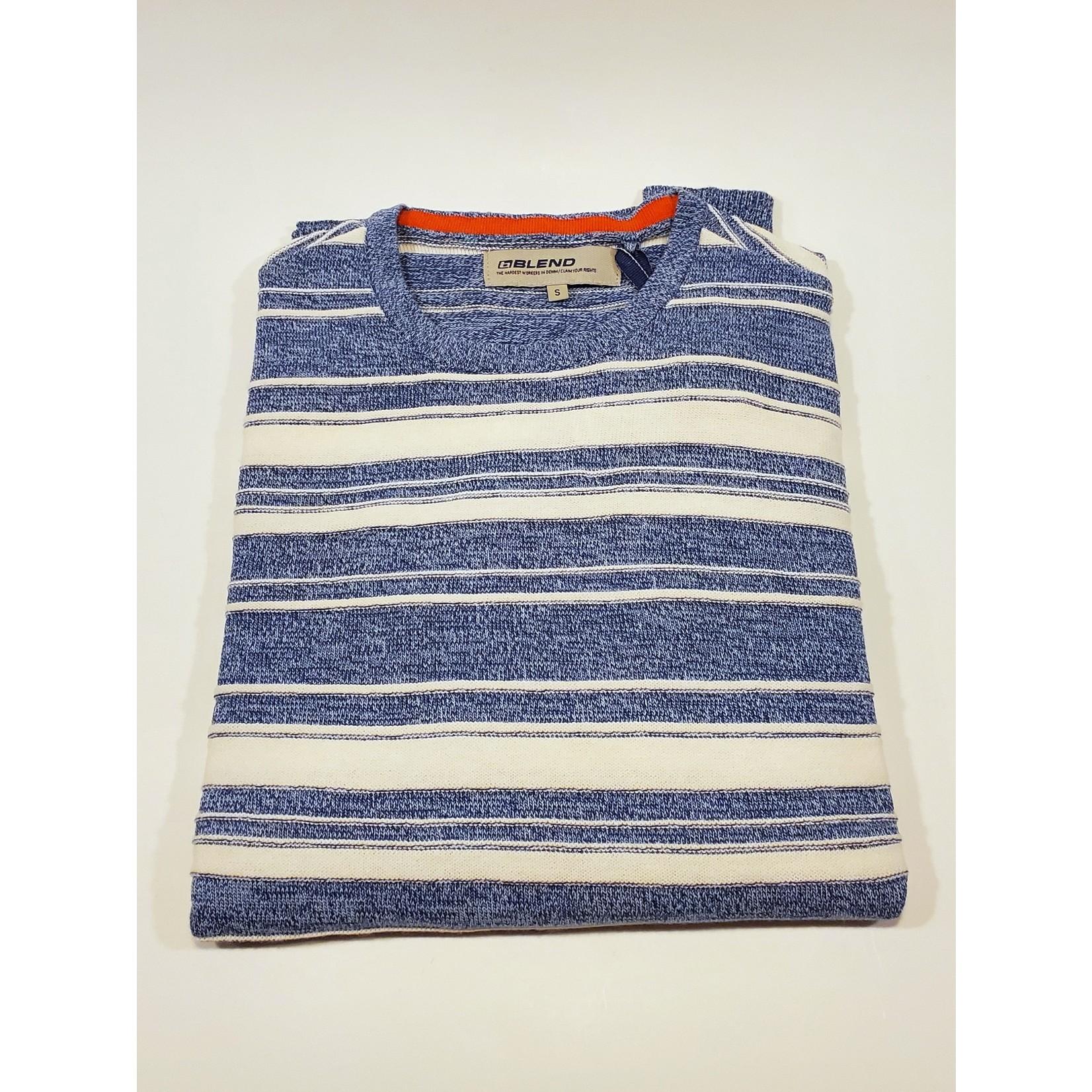 Blend Blend 20712101 Striped Pullover