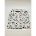 Blend Blend Island Print Shirt