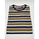 Blend Blend Multi Striped Tee