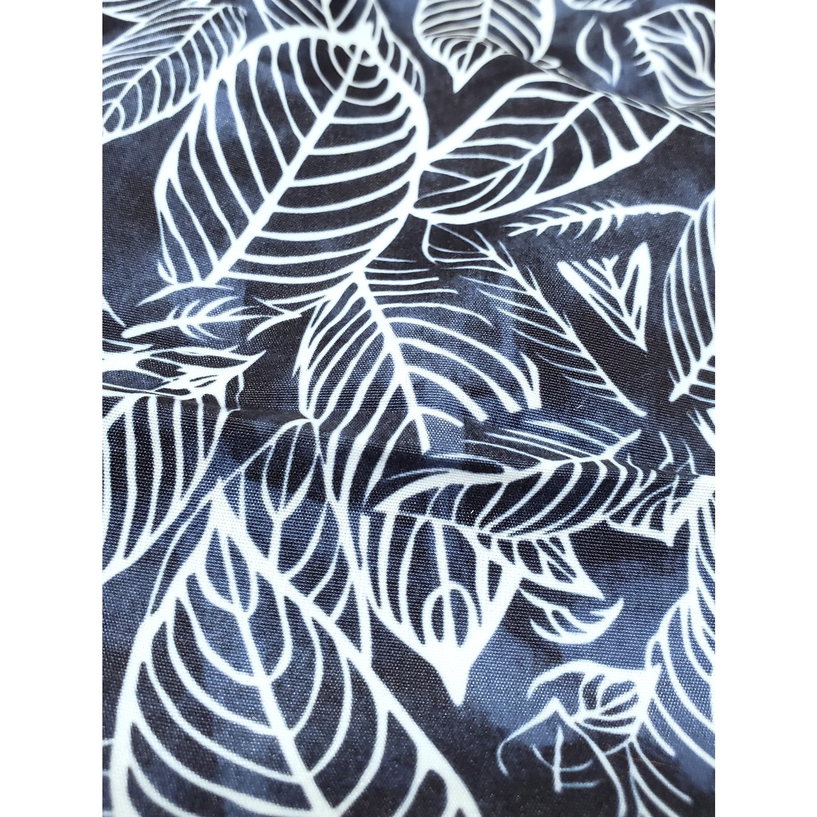 Blend Blend 20712263 Leaf Print Swim Trunks