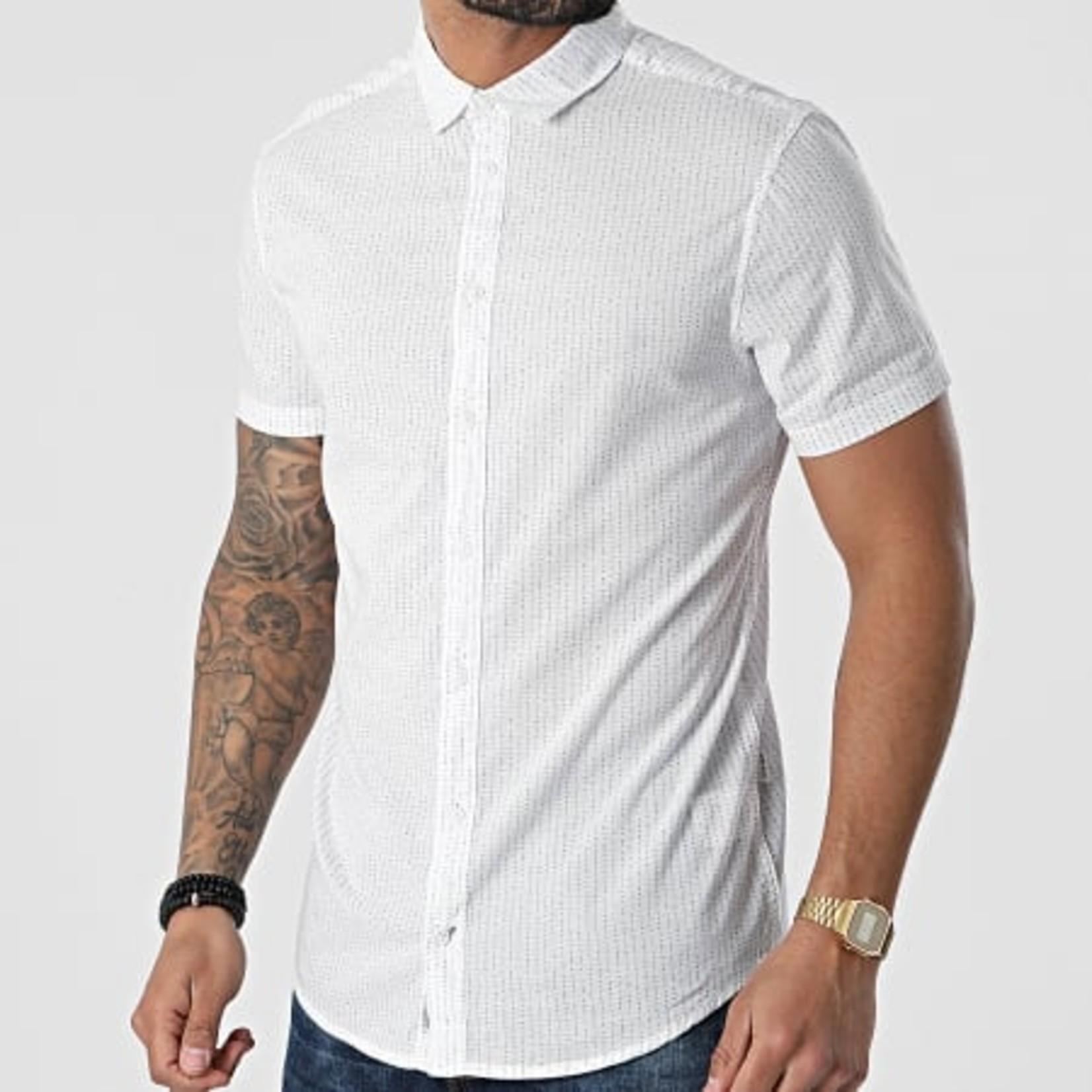 Blend Blend 20712155 Micro Symbol Shirt