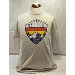Nelson Souvenir Tee - Alpine Crest