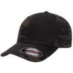 Flexfit Flexfit 6277 Wooly Combed Cap - Multiple Colors