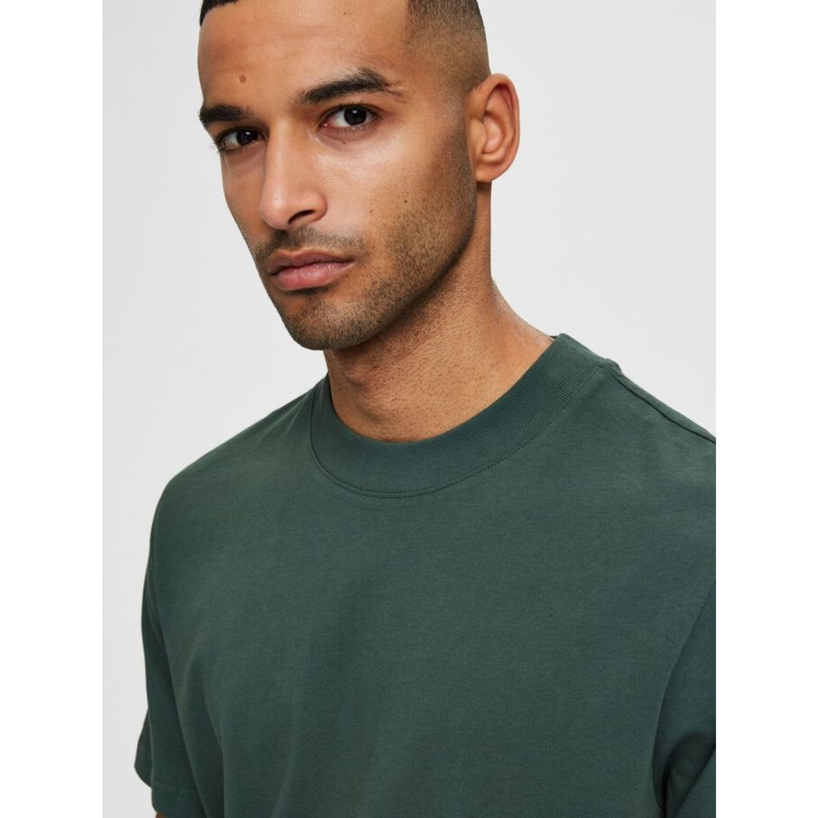 Selected Homme Selected Homme 16077385 Colman Short-Sleeve Tee
