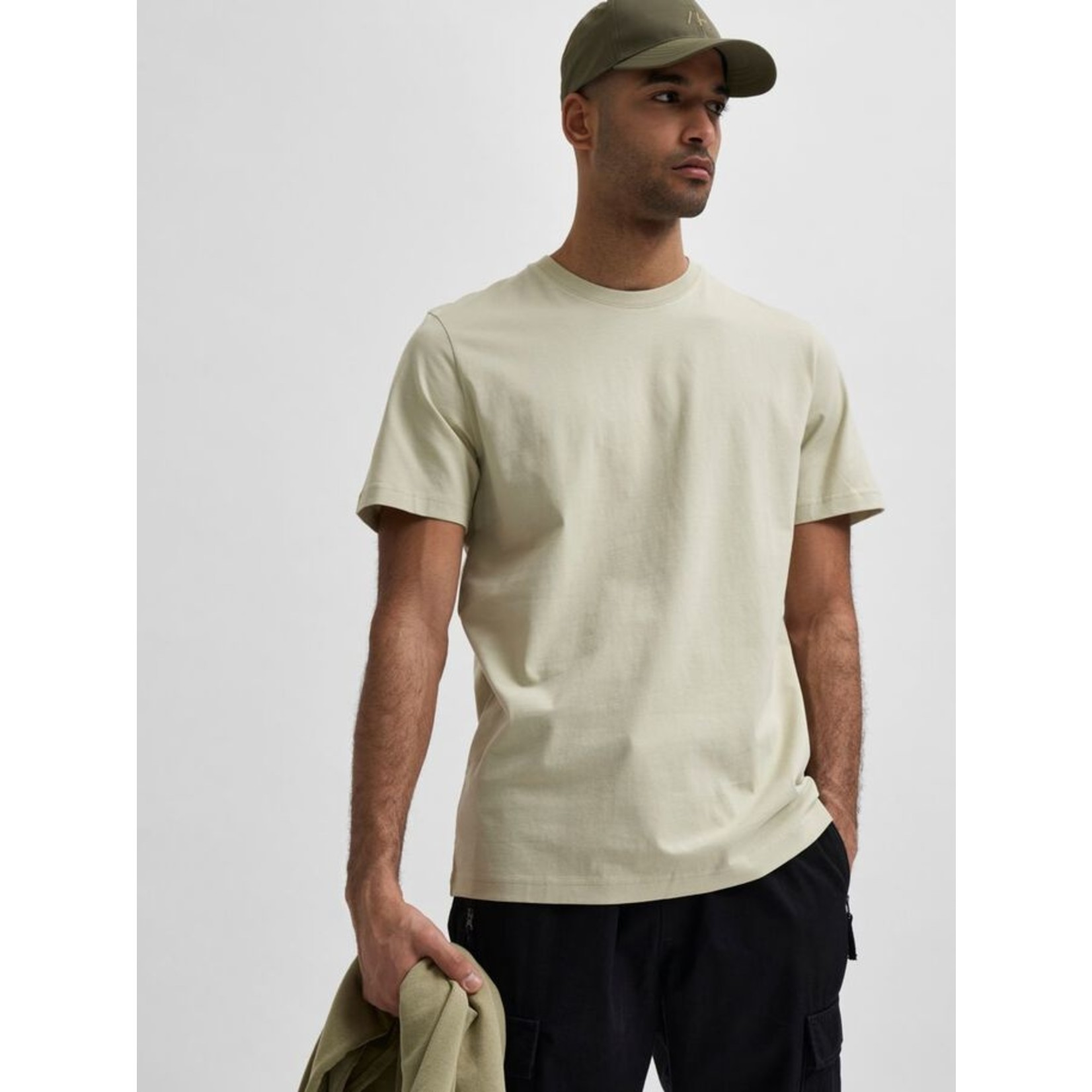 Selected Homme Selected Homme 16078601 Norman Short-Sleeve Tee