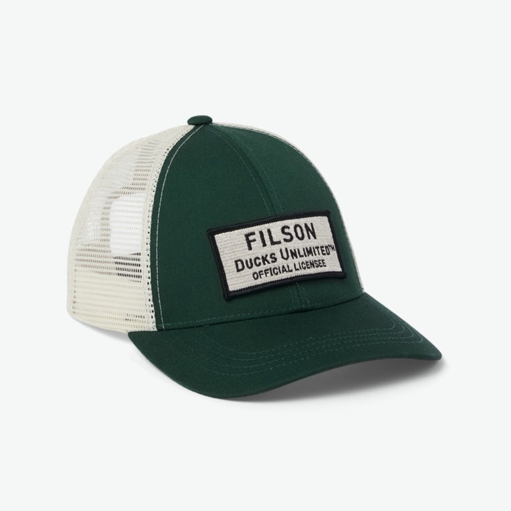 Filson Filson 20197529 Ducks Unlimited Mesh Snap-Back Logger Cap