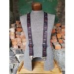 """Lynn Valley Mfg Lynn Valley Novelty 1.5"""" Suspender Black Tying Flies"""