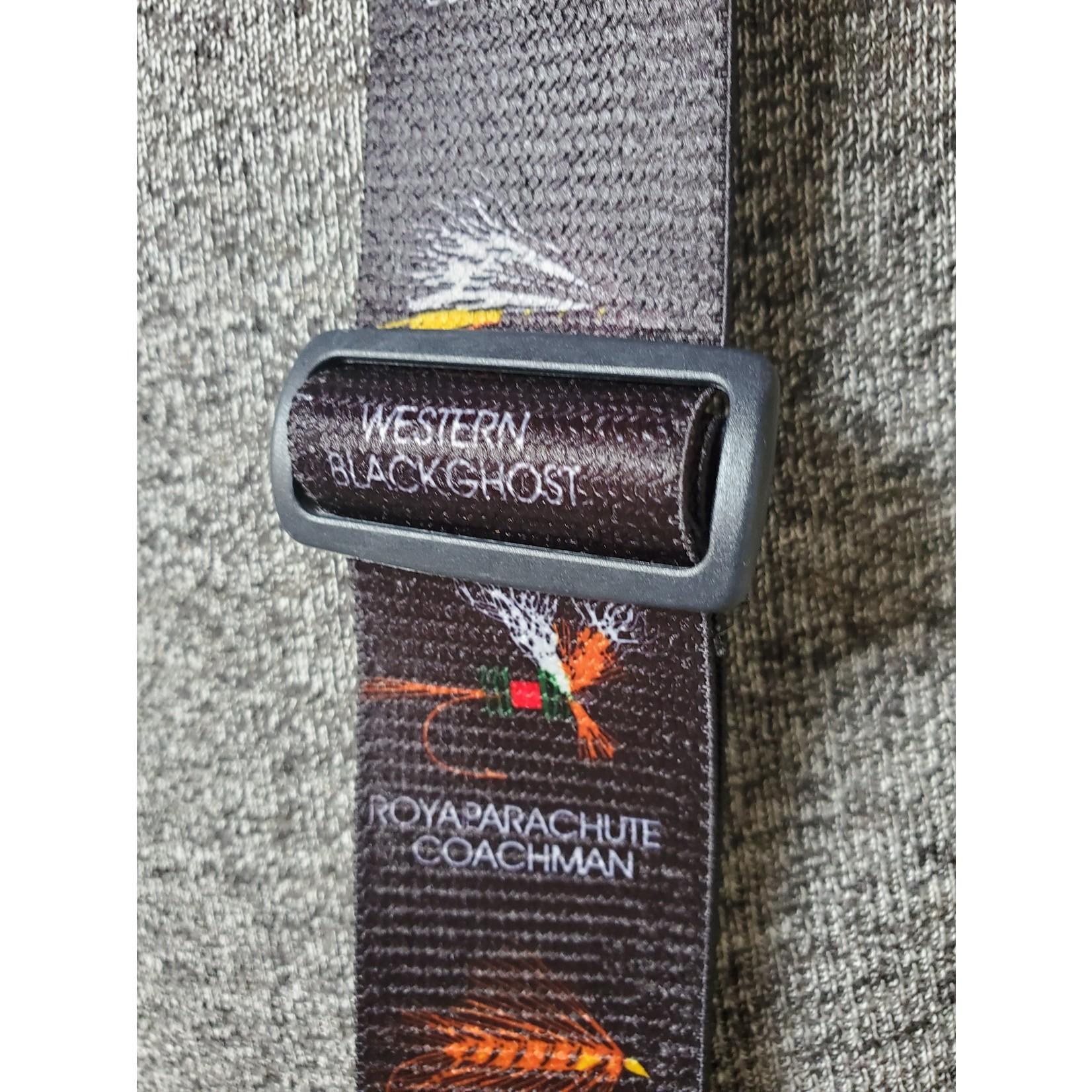 """Lynn Valley Mfg Lynn Valley Novelty 1.5"""" Suspender SCB150-TF Black Tying Flies"""