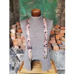 """Lynn Valley Mfg Lynn Valley Novelty 1.5"""" Suspender Khaki Fish"""