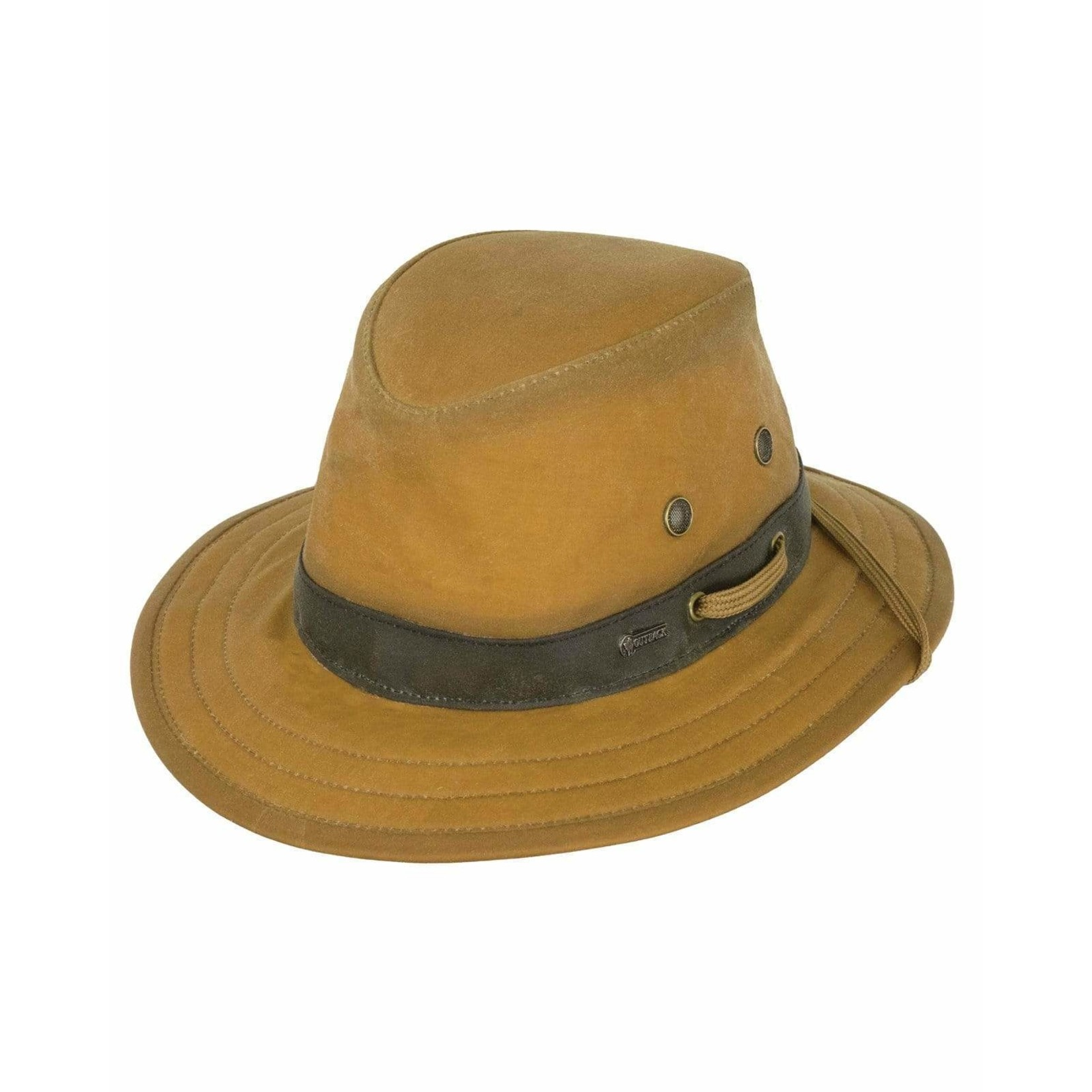 Outback Outback 1477 Willis Cotton Oilskin Hat