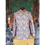 Oxley Multicolored Building Print Sportshirt
