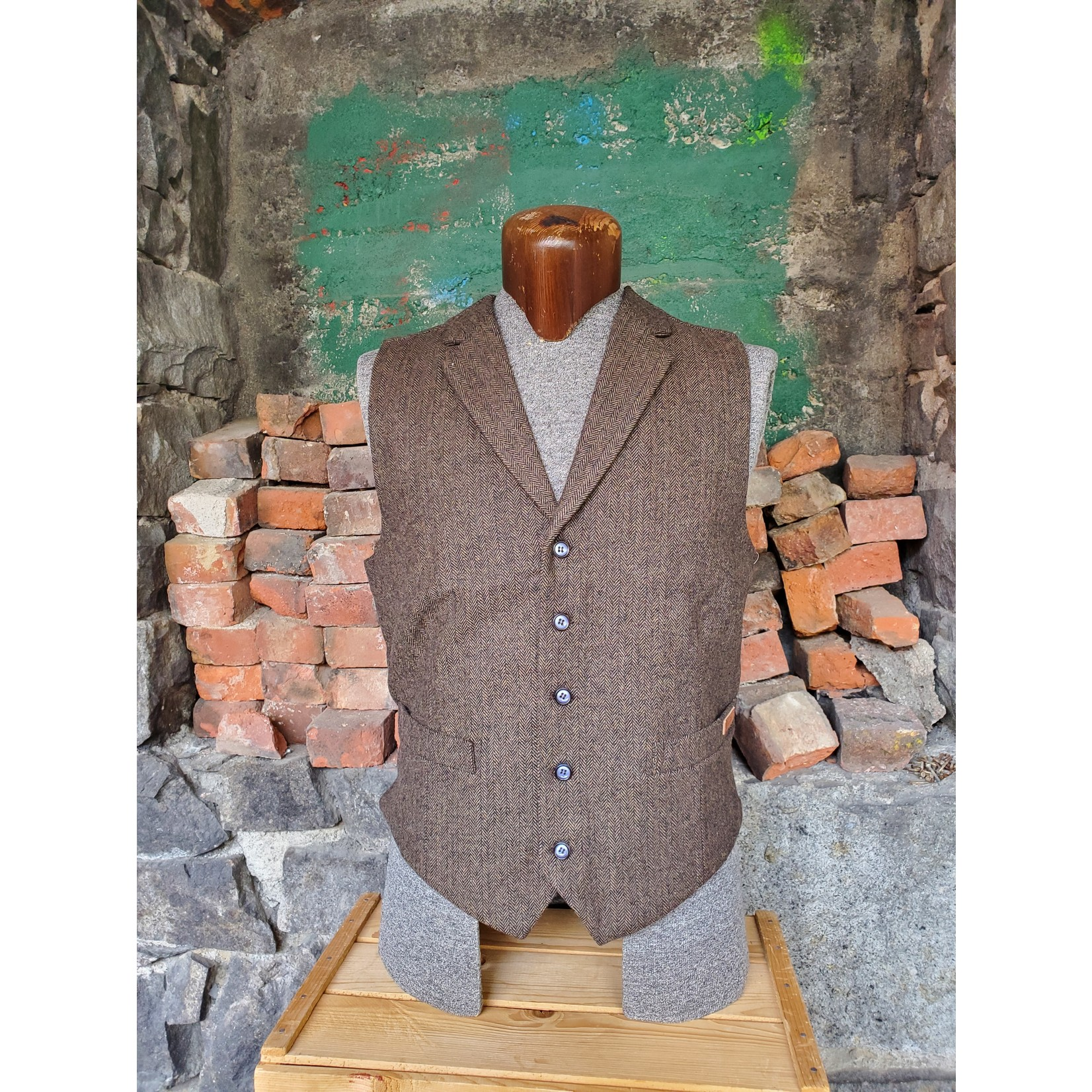 Outback Outback 29785 Wool Jessie Vest