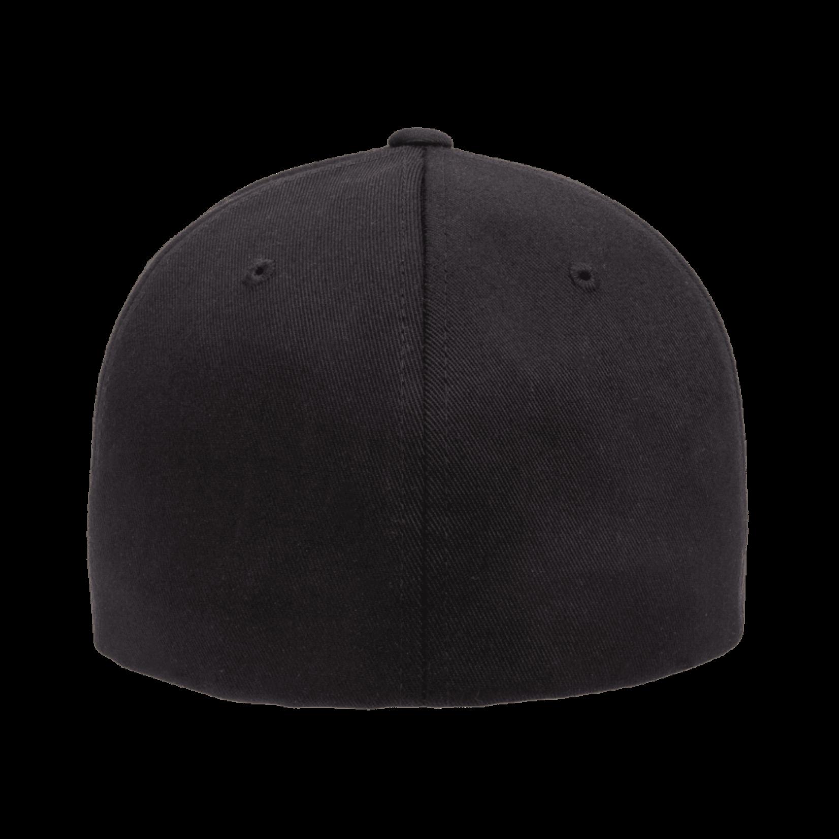 Flexfit Flexfit 6277 Classic Ballcap - Black
