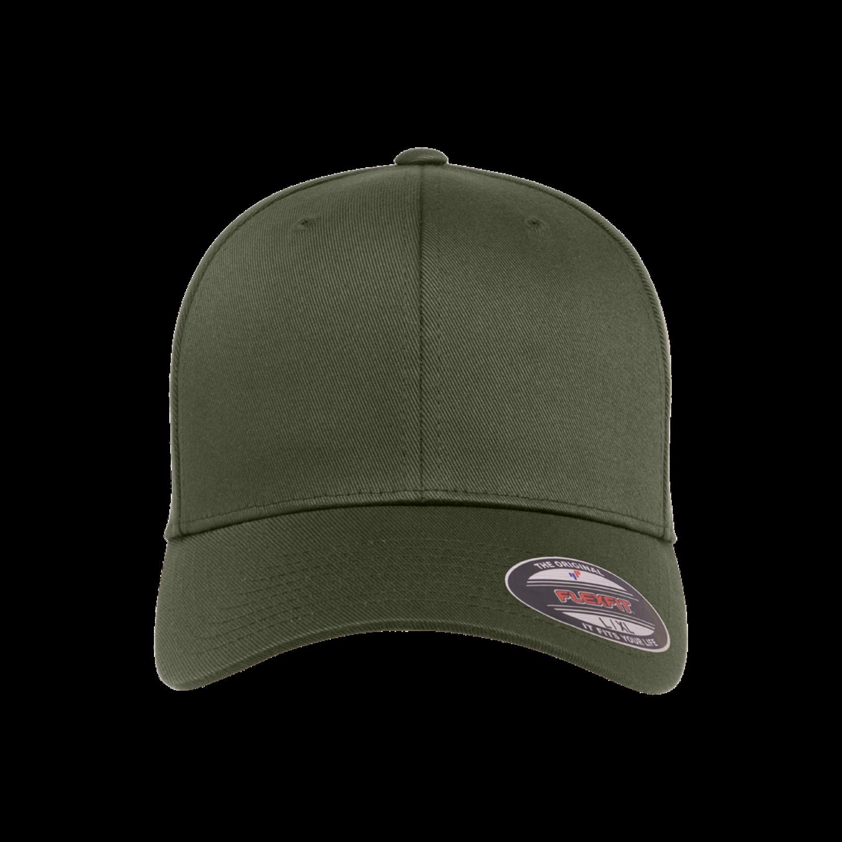 Flexfit Flexfit 6277 Classic Ballcap - Olive