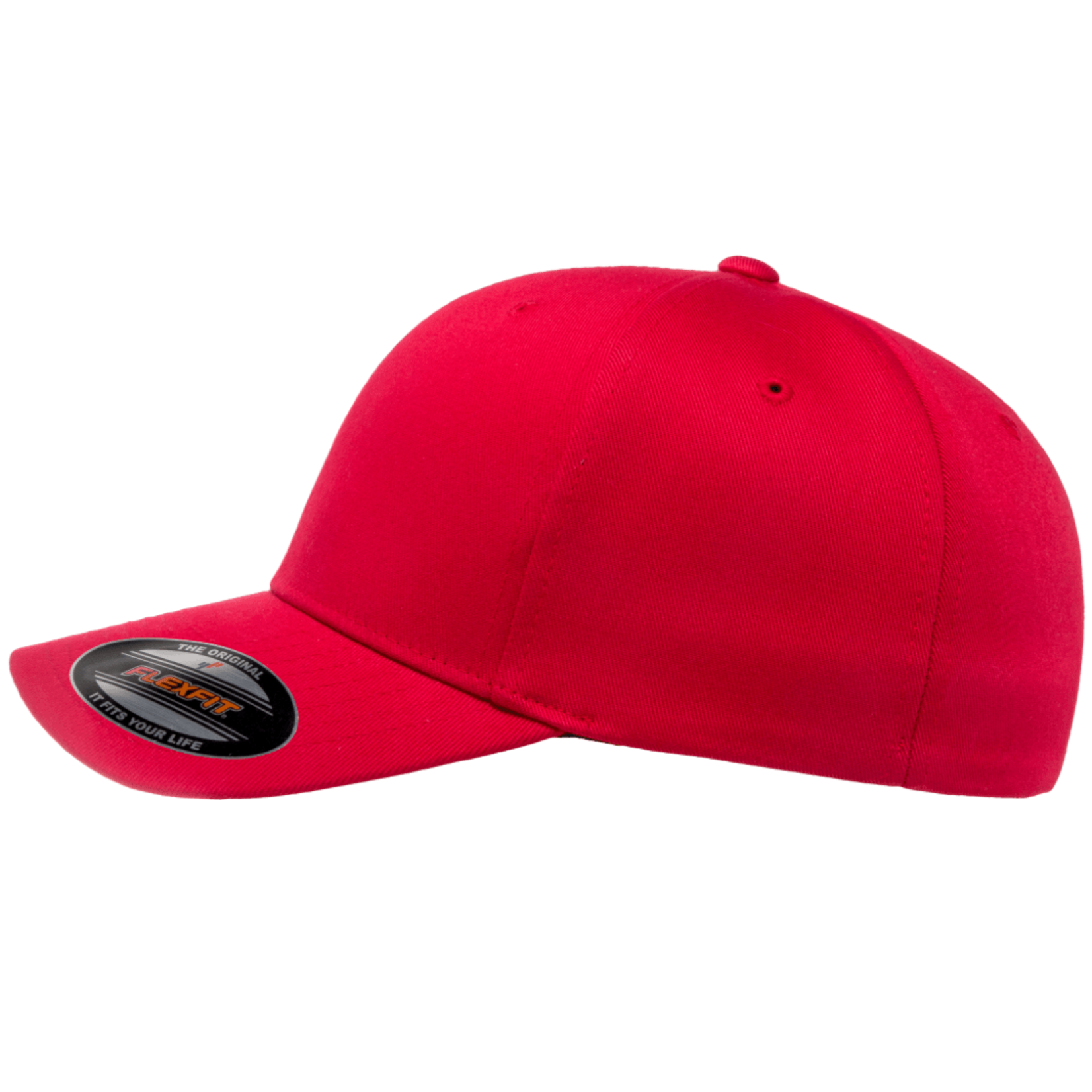 Flexfit Flexfit 6277 Classic Ballcap - Red