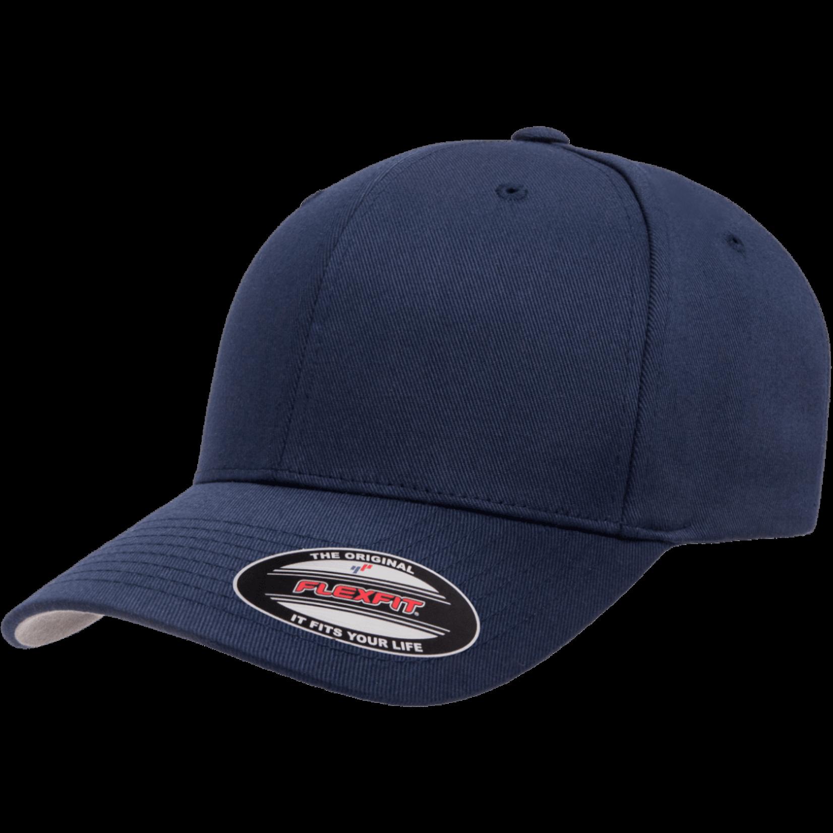 Flexfit Flexfit 6277 Classic Ballcap - Navy