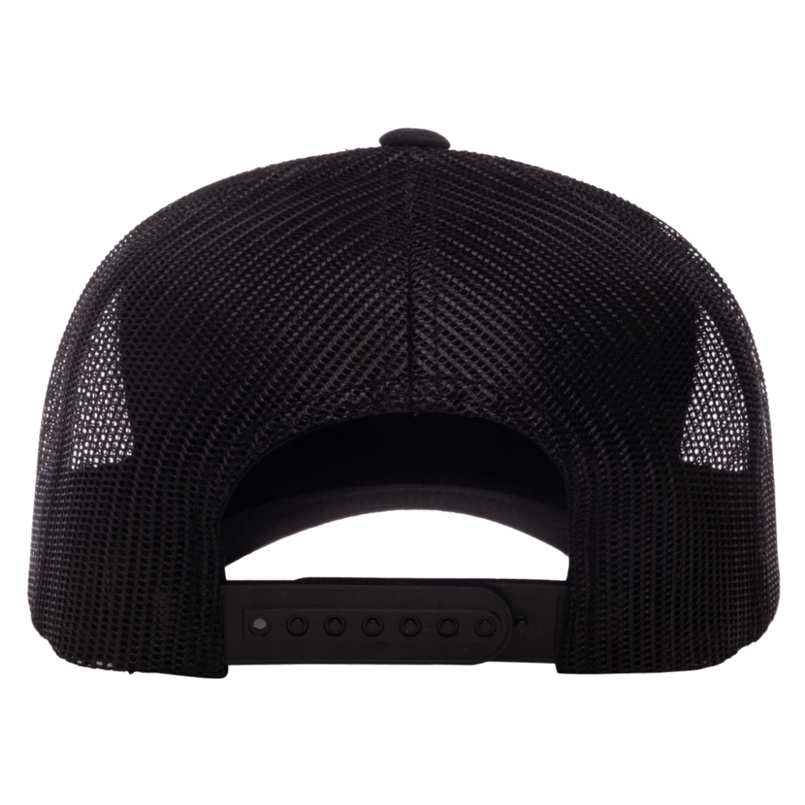 Flexfit Flexfit 6606MC Classic Snapback Trucker Hat - Black Multicam