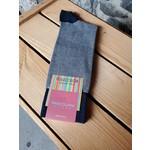 Marcoliani Marcoliani Pima Cotton Contrast Piqué - Flannel Grey
