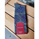 Marcoliani Marcoliani Pima Cotton Paisley - Asphalt