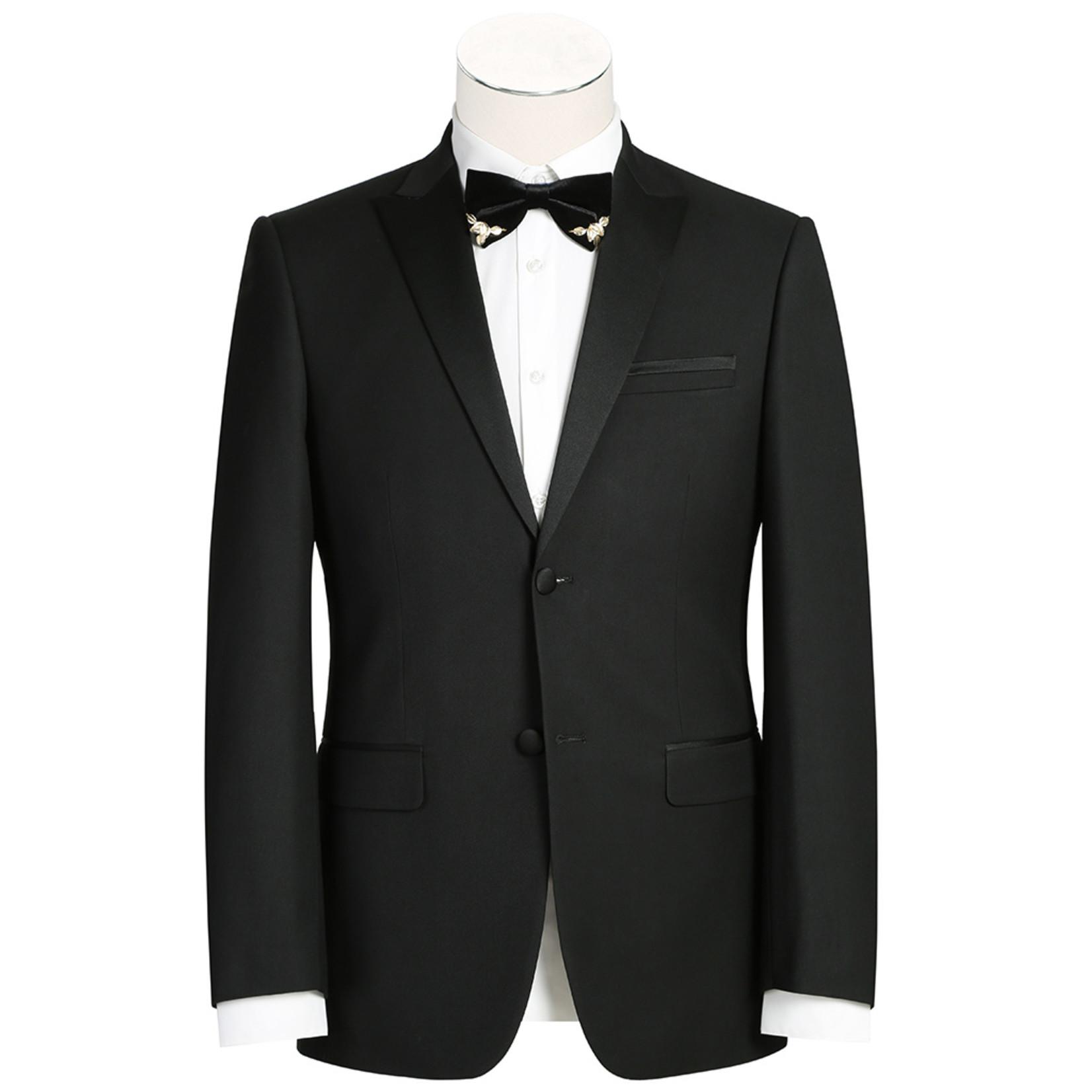 Renoir Renoir Slim Fit Tuxedo 201-1 Black