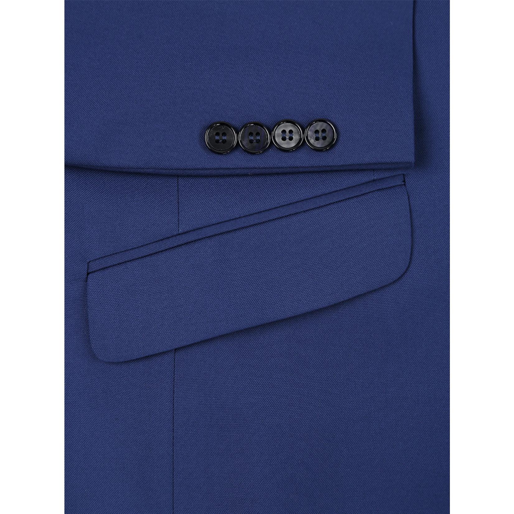 Renoir Renoir Slim Fit Suit 201-20 Electric Blue