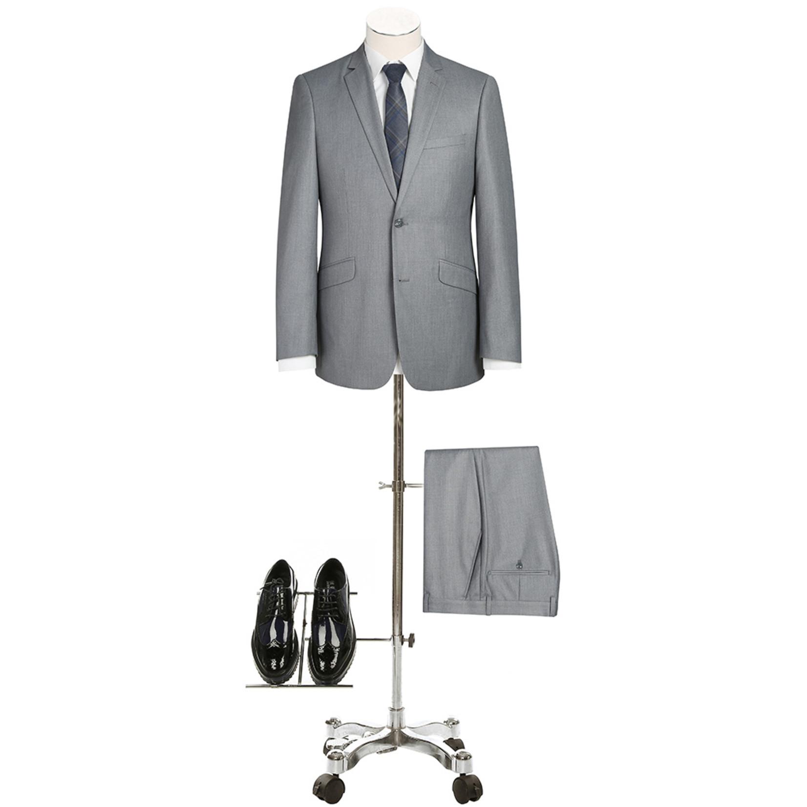 Renoir Renoir Slim Fit Suit 202-2 Light Grey