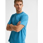 Selected Homme Selected Homme Colman Relaxed Tee - Bluejay