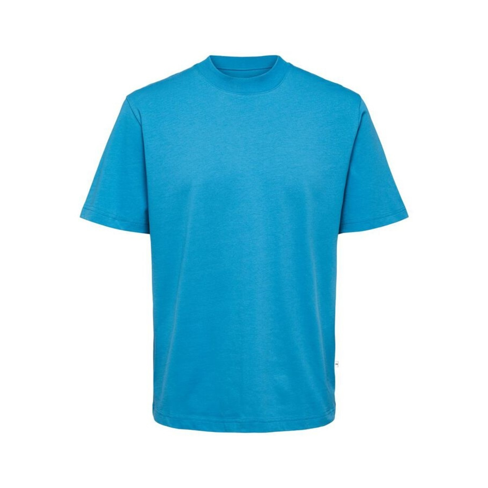 Selected Homme Selected Homme 1607738 Colman Relaxed Tee - Bluejay