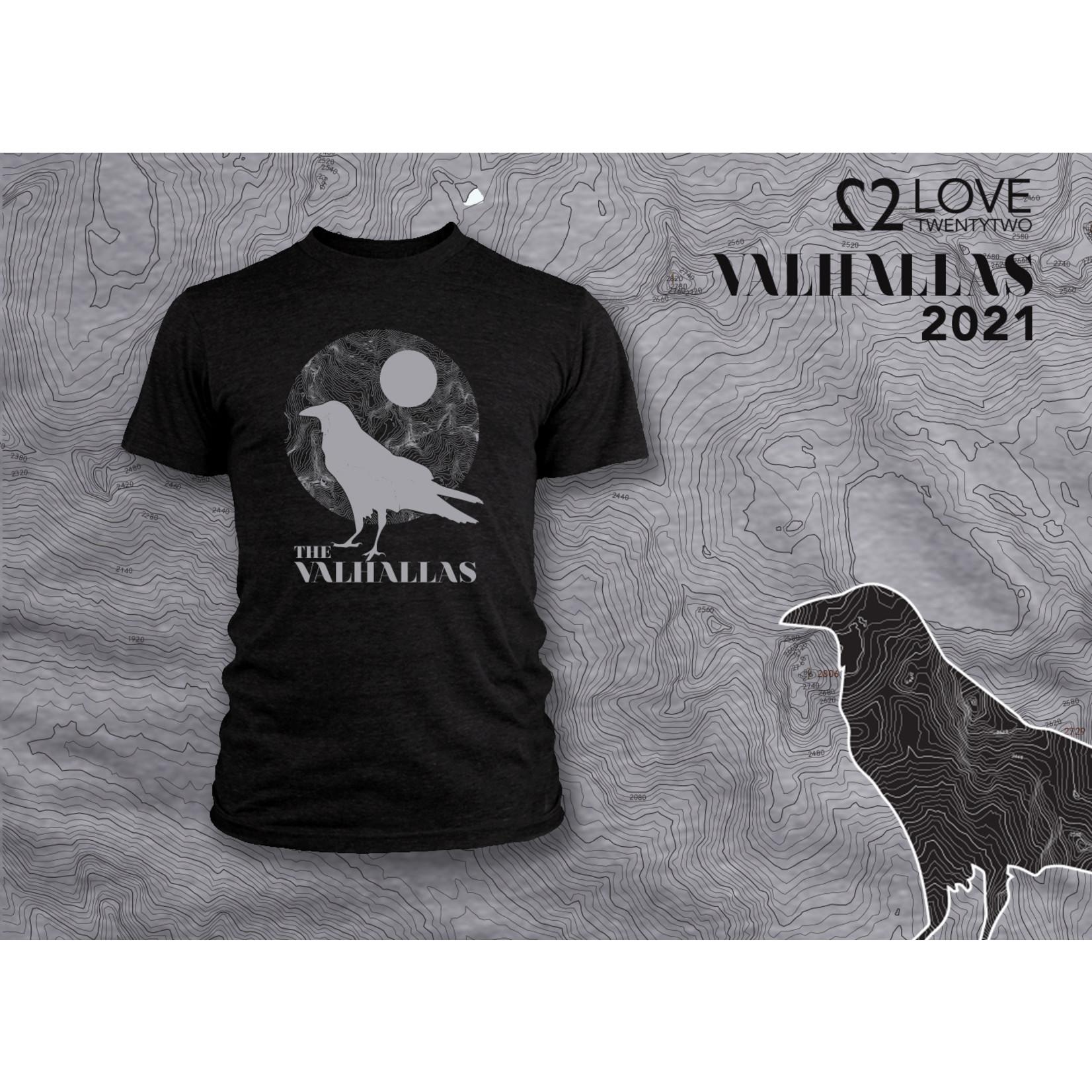 Love TwentyTwo Love 22 Valhallas T-Shirt