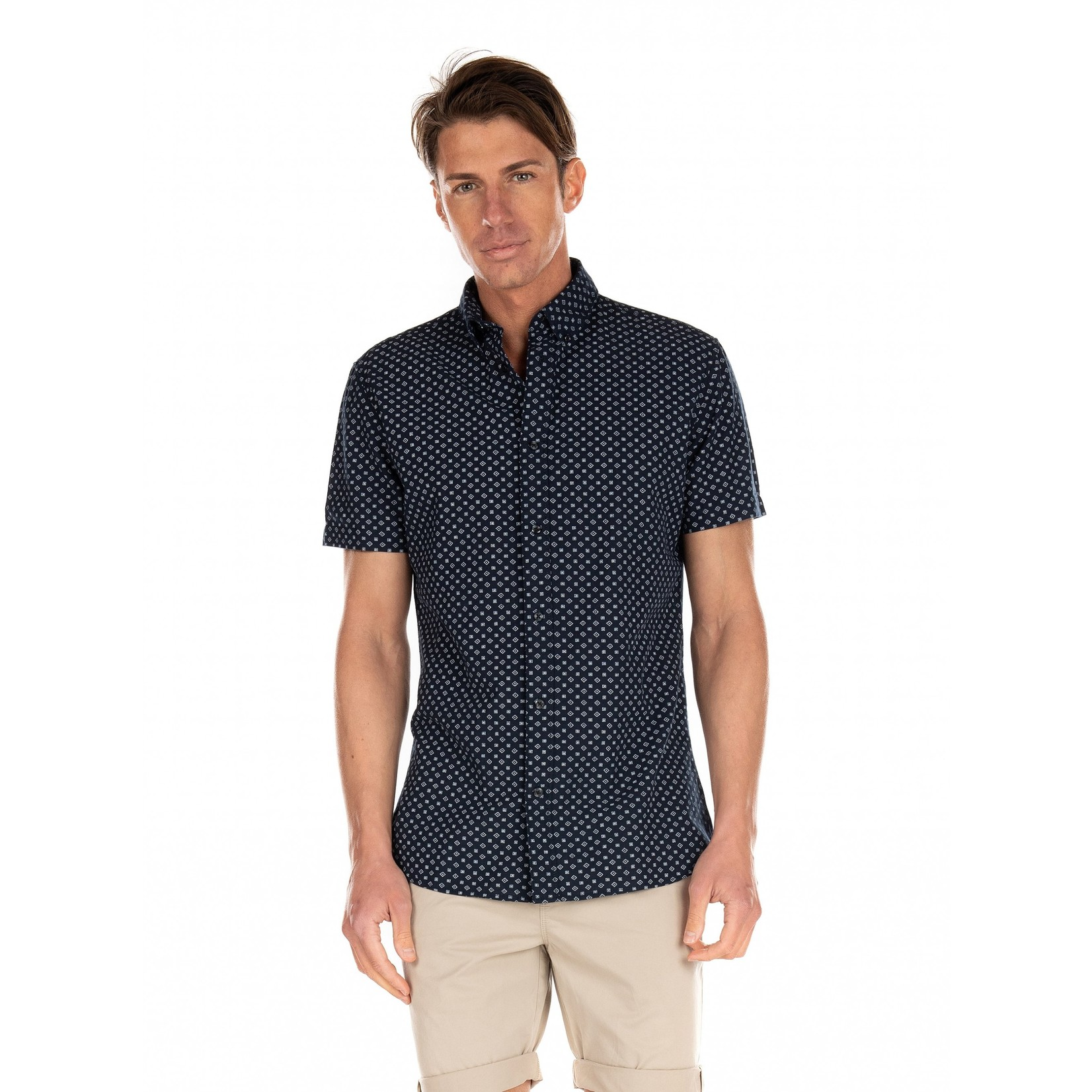 Selected Homme Selected Homme 16078359 Hart Shirt - Dark Blue