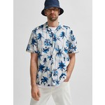 Selected Homme Selected Homme Simon Shirt - Egret