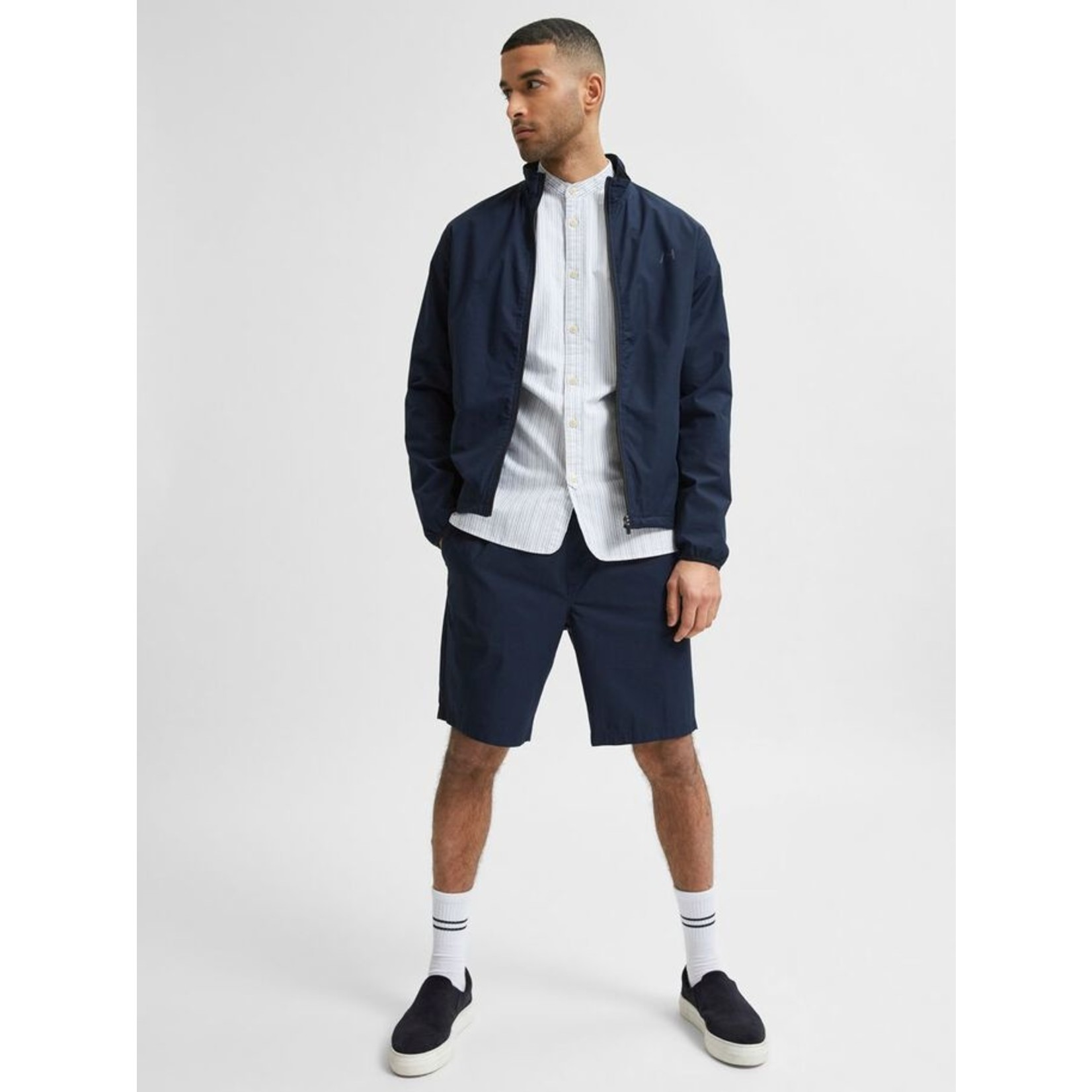 Selected Homme Selected Homme 16077592 Brady Shorts - Navy