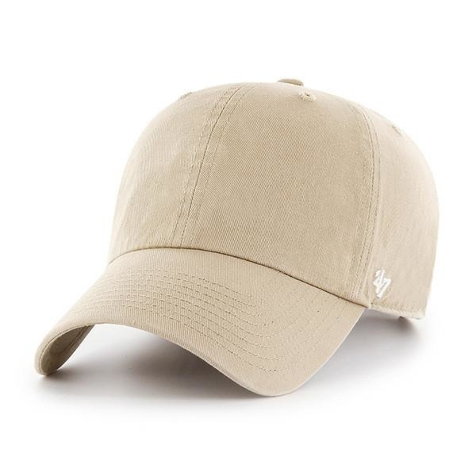 47 Brand Classic Clean Up Baseball Cap - Khaki