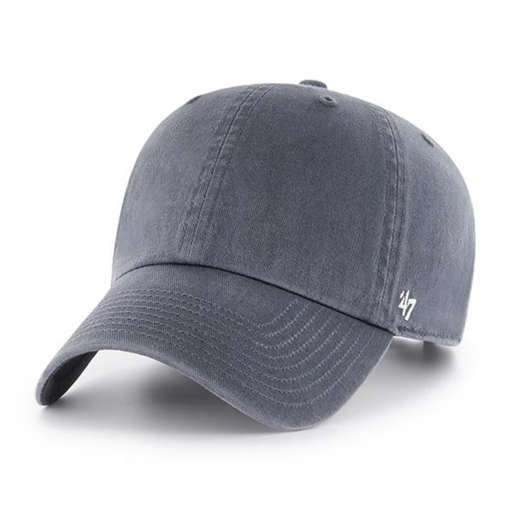 47 Brand Classic Clean Up Baseball Cap - Vintage Navy