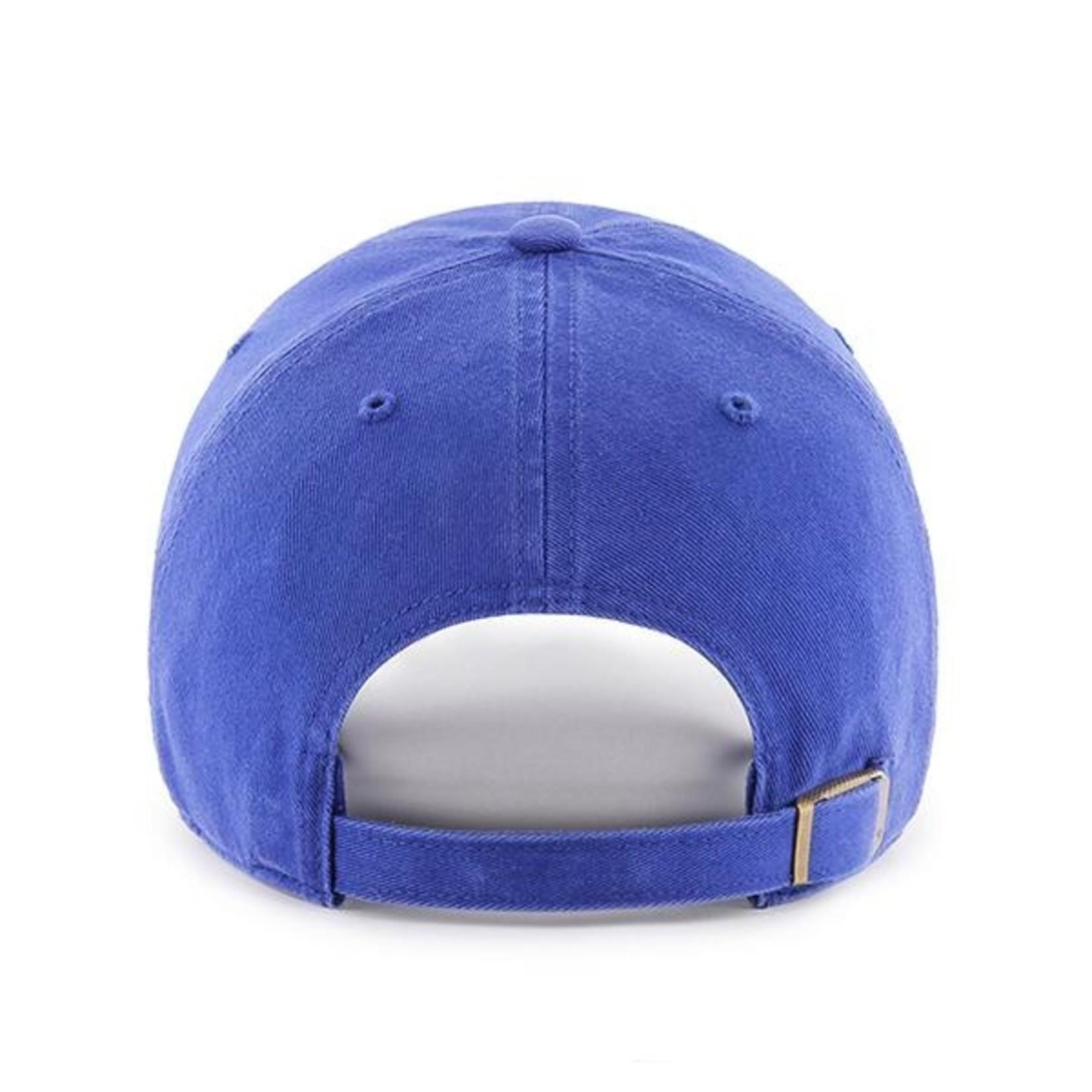 47 Brand Classic Clean Up Baseball Cap - Royal