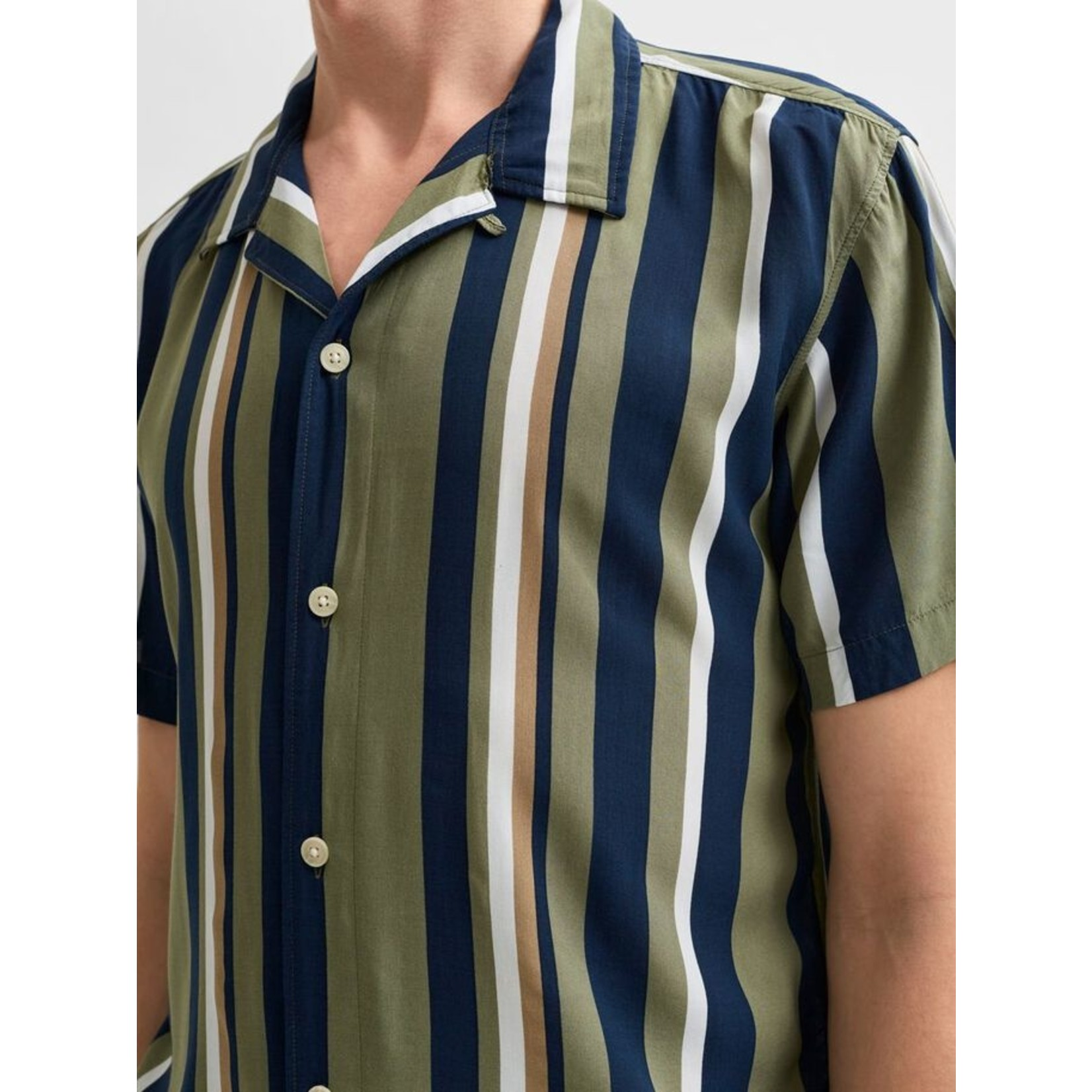 Selected Homme Selected Homme 16078331 Michael Shirt - Aloe