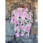 RJC Kalaheo Aloha Shirt - Pink Floral